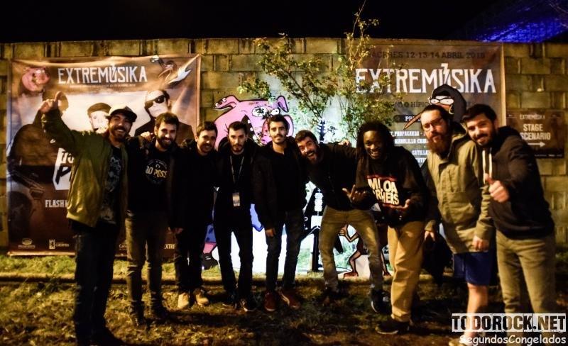 Extremúsika 2018