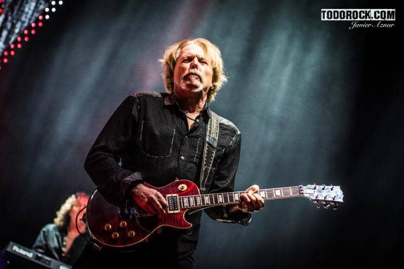 Thin Lizzy @Leyendas del Rock 2019. Foto: Javier Aznar