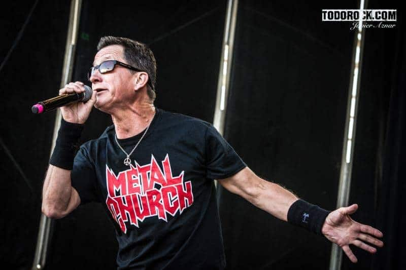 Metal Church @ Leyendas del Rock 2019. Foto: Javier Aznar