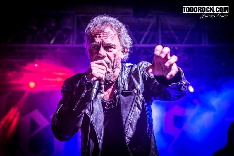 Candlemass @Leyendas del Rock 2019. Foto: Javier Aznar