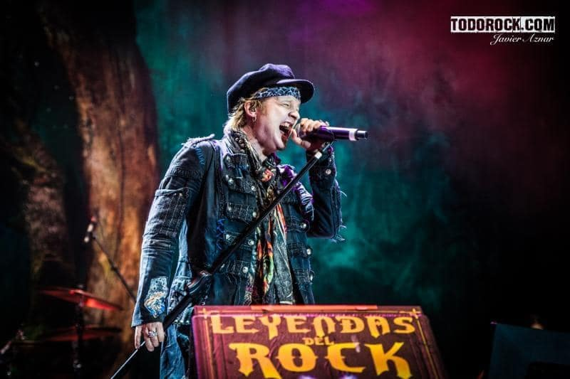 Avantasia @Leyendas del Rock 2019. Foto: Javier Aznar