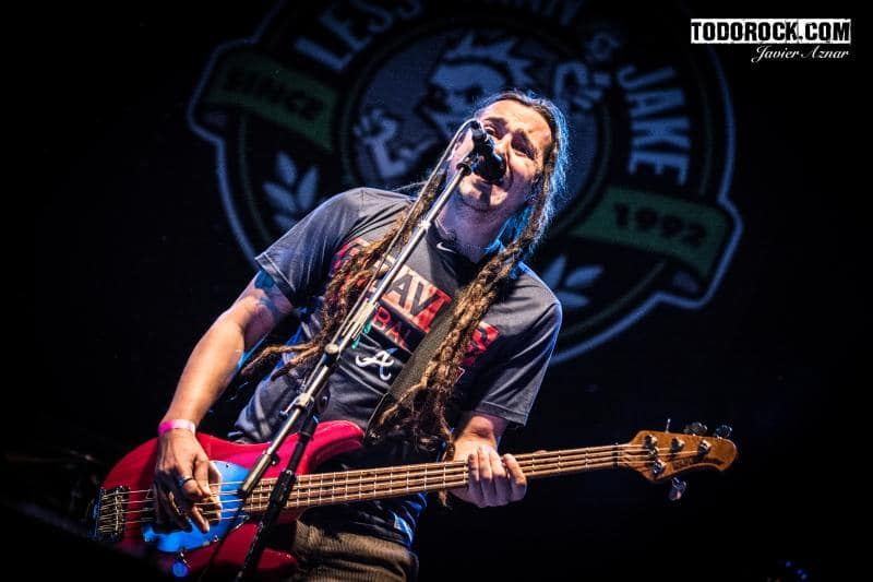 Less Than Jake. Foto: Javier Aznar