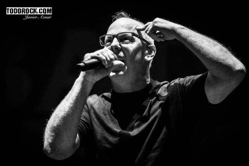 Bad Religion. Foto: Javier Aznar