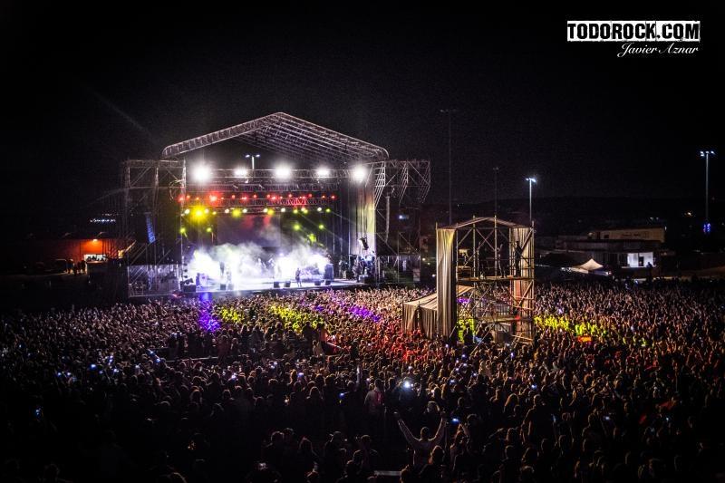 Público Rivas Rock 2019. Foto: Javier Aznar
