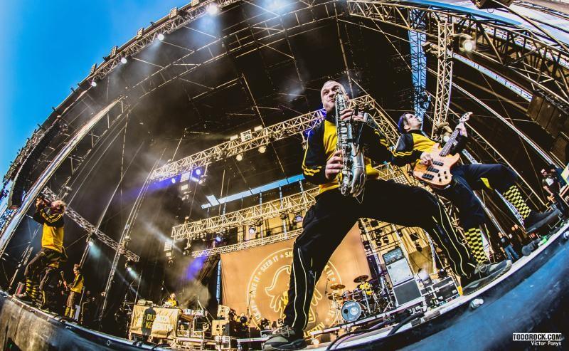 Viña Rock 2019. Foto: Víctor Panys