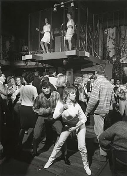 Whisky a Go Go en  los años 80