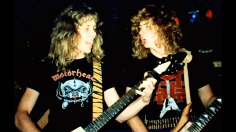 Metallica en Whisky a Go Go (1982)