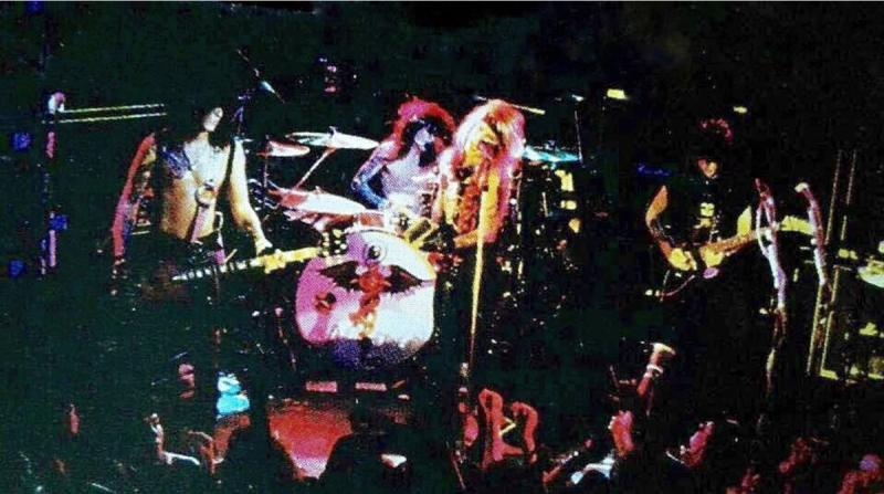 Mötley Crüe en Whisky a Go Go (1989)