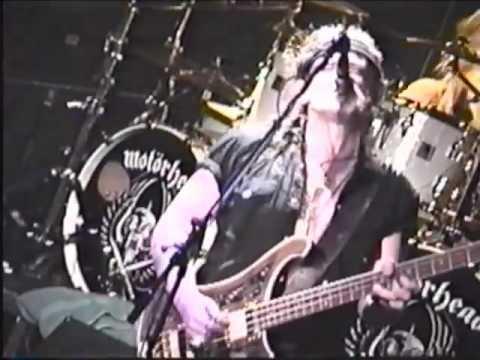 Motörhead en Whisky a Go Go (1995)
