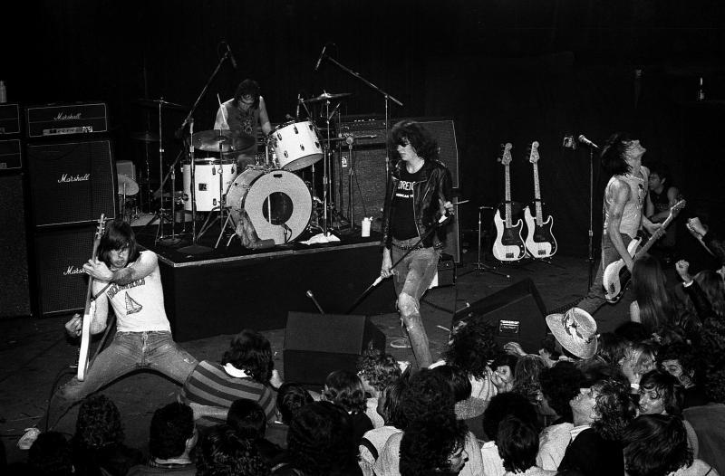 Los Ramones en Whisky a Go Go (1979)