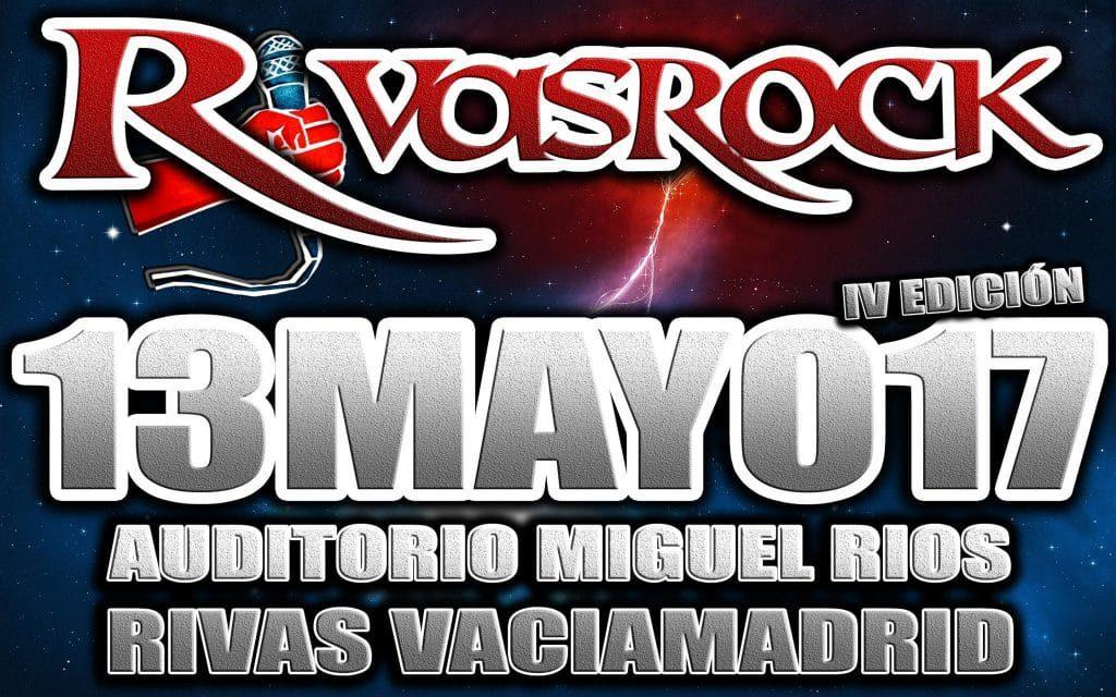 El IV Festival Rivas Rock se celebrará el próximo 13 de mayo