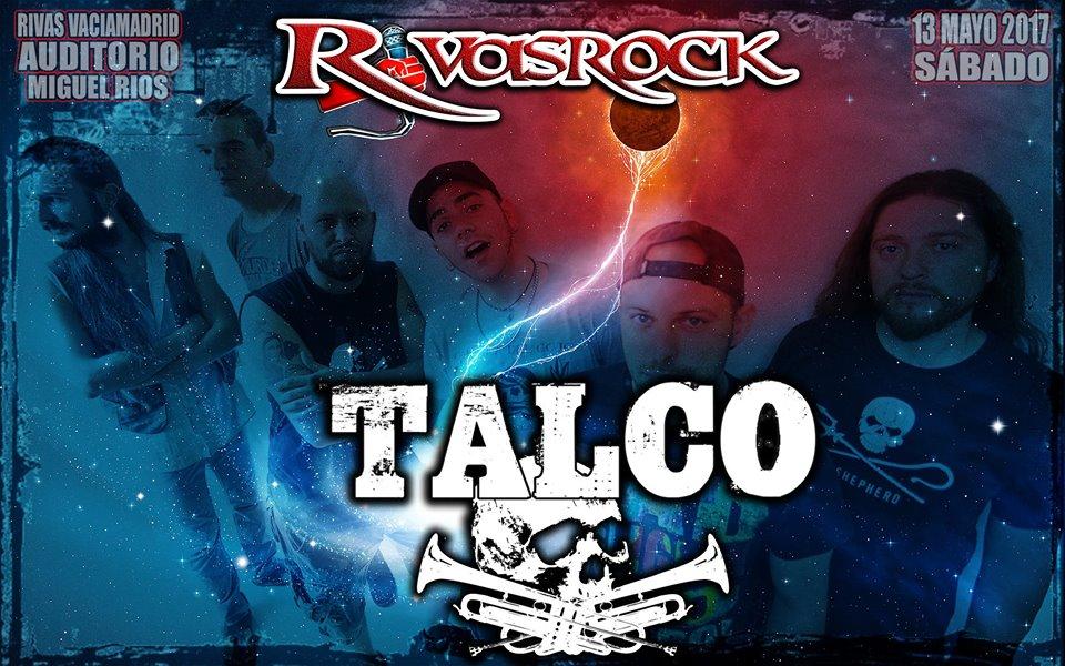 Los italianos Talco confirmados para el Rivas Rock 2017 de Rivas Vaciamadrid
