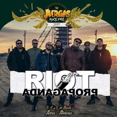 Riot Propaganda, Josetxu Piperrak y Desakato entre las nuevas confirmaciones del The Juergas Rock Fest