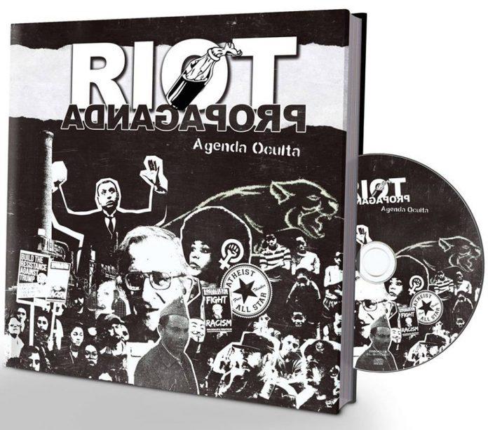 Ya disponible el esperado nuevo trabajo de Riot Propaganda
