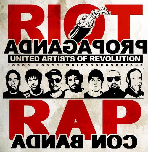 Lo nuevo de Riot Propaganda se llamará