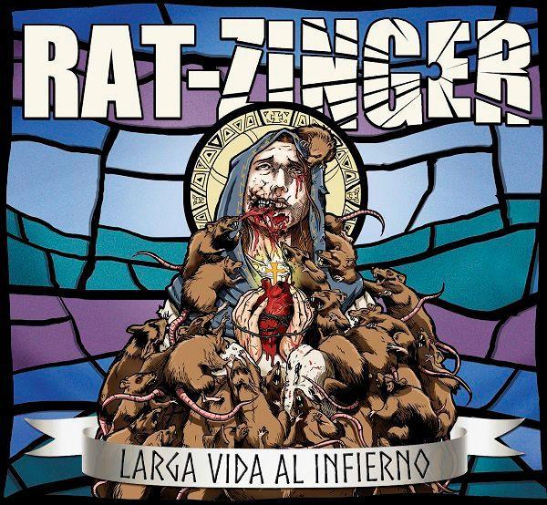 """Rat-Zinger publica en descarga directa su último disco """"Larga Vida al Infierno"""""""