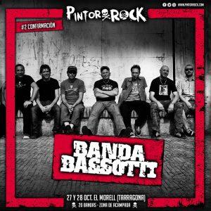 Banda Bassotti y Desakato son las nuevas confirmaciones del Pintor Rock 2017
