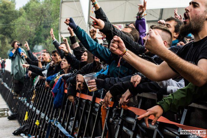 Reportaje fotográfico de la segunda jornada del Viña Rock 2017