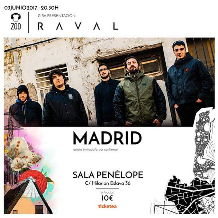 Zoo cambian la ubicación de su concierto en Madrid del 3 de junio a la Sala Penélope