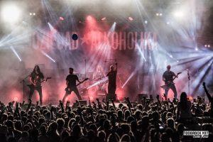 Cuatro días de rock estatal inundaron el recinto ferial de Alicante en el Marearock Festival 2017