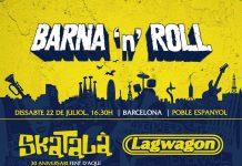 Primeras bandas confirmadas para el II Barna'n' Roll 2017 de Barcelona