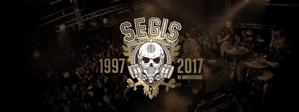 Segismundo Toxicómano publica tres videos de su último concierto en diciembre de 2015