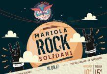 Horarios de actuaciones del festival Mariola Rock Solidari de Banyeres de Mariola, Alicante