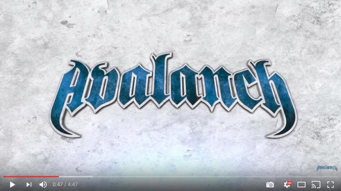 Avalanch presenta el lyric video de