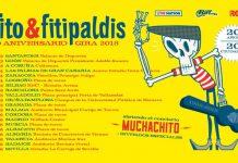 Fito & Fitipaldis anuncian una tercera fecha en Madrid en su gira 20 aniversario