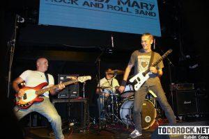 Crónica y fotos de la tercera edición del D.C. Rock Festival de Madrid