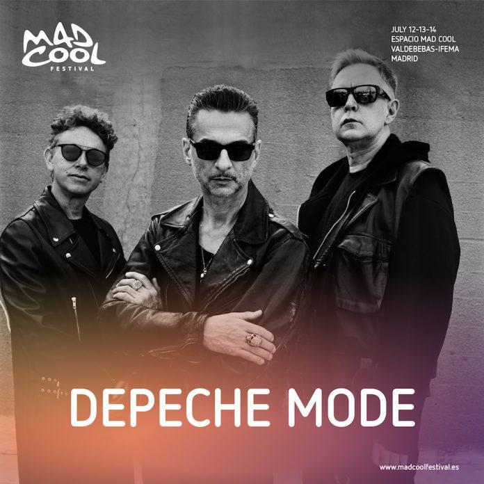 Depeche Mode y Nine Inch Nails entre las nuevas incorporaciones al Mad Cool Festival 2018