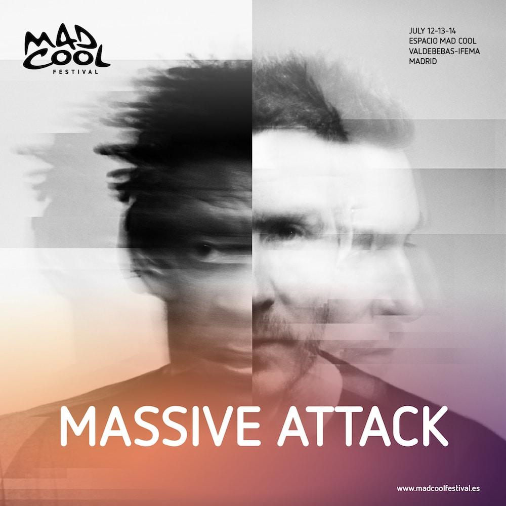 Massive Attack, Ofenbach, Fleet Foxes y Jack Johnson son las nuevas confirmaciones para Mad Cool Festival 2018