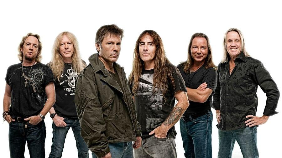 Iron Maiden reeditará todos sus discos en los próximos días