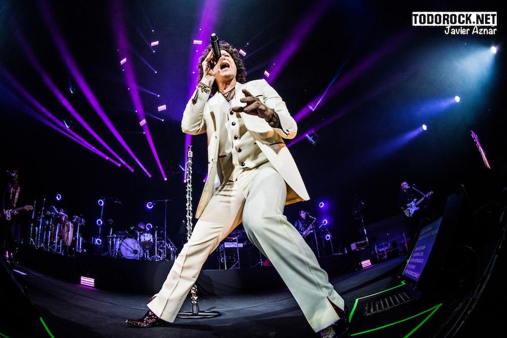 Crónica del concierto de Bunbury en Madrid (08/12/2017)
