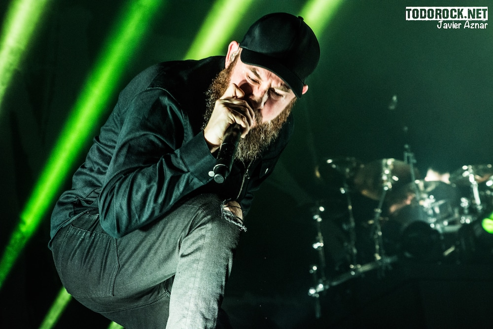 Crónica del concierto de Five Finger Death Punch + In Flames + Of Mice And Men en Madrid (11/12/2017)