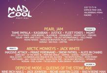Consulta aquí los horarios del Mad Cool Festival de Madrid