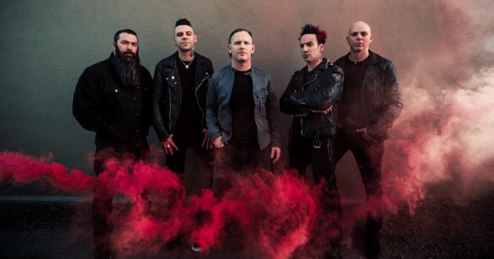 Todas las fechas de la gira europea de Stone Sour presentando su último trabajo