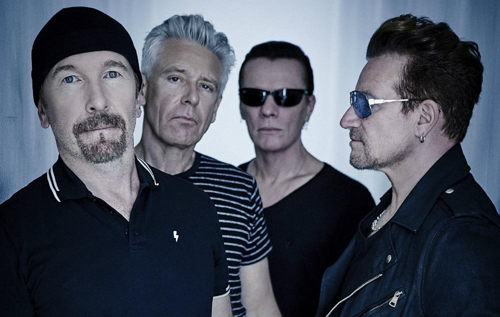 U2 volverán a Madrid después de 13 años en septiembre de 2018