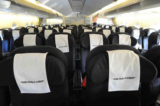 Así es por dentro el Ed Force One, el avión de Iron Maiden