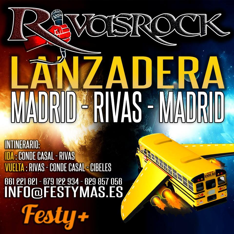 Rivas Rock 2018 | Cartel completo, grupos, entradas y horarios