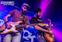 Crónica del concierto de Gizëh + Esclavitud en Madrid (05/12/2017)