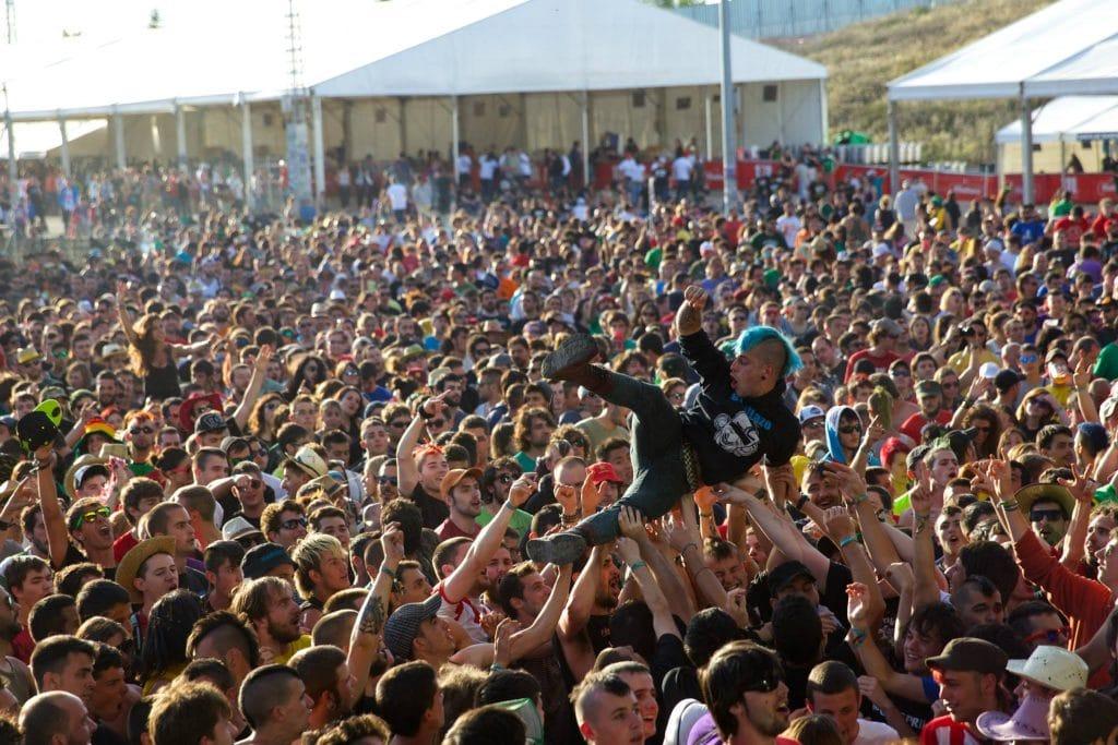 Los 10 mejores festivales de ROCK y METAL en España en 2018