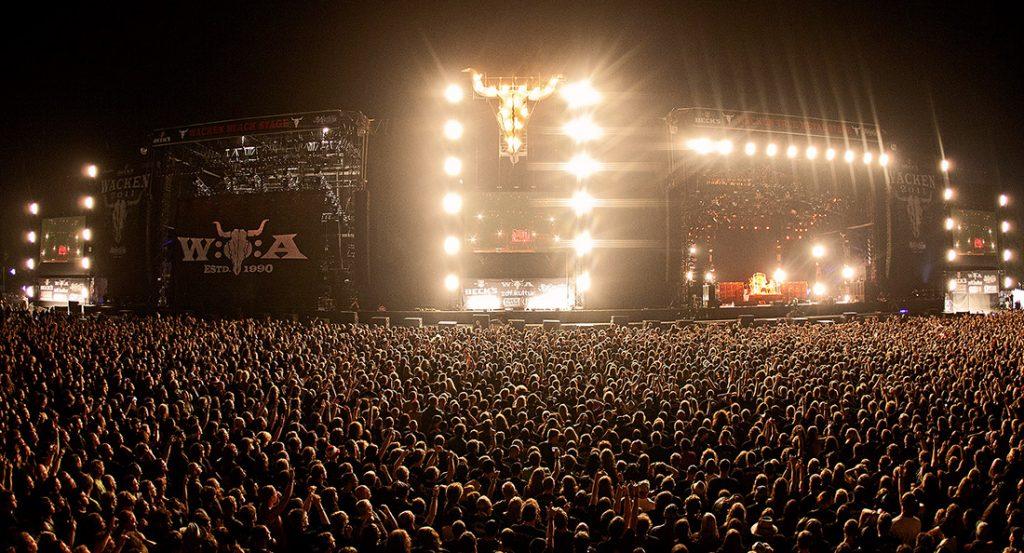 Los 10 mejores festivales de ROCK y METAL en EUROPA en 2018