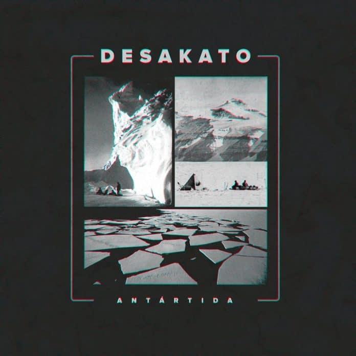Ya disponible Antártida, el nuevo trabajo de Desakato
