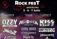 Z! Live Rock Fest 2018 | Cartel, grupos, entradas, abonos, horarios y más