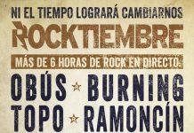 Crónica del concierto de Burning en Madrid (16/02/2018)