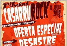 Rebujas Rock 2018 | Cartel, grupos, entradas, abonos, horarios y más
