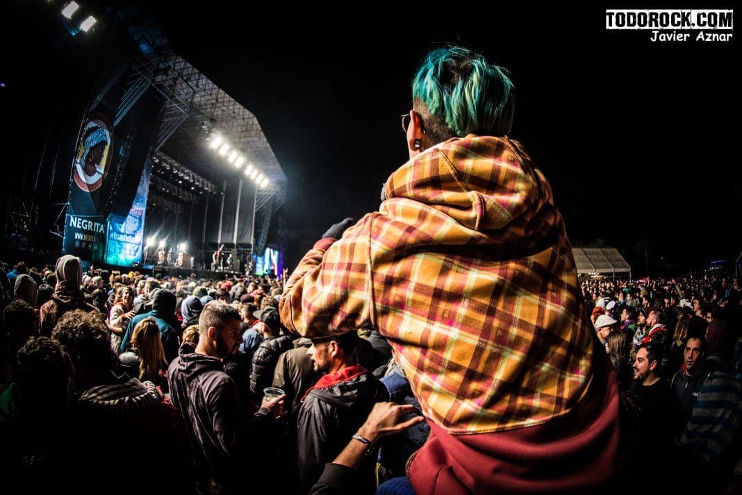 Más de 200.000 personas asistieron al Viña Rock 2018