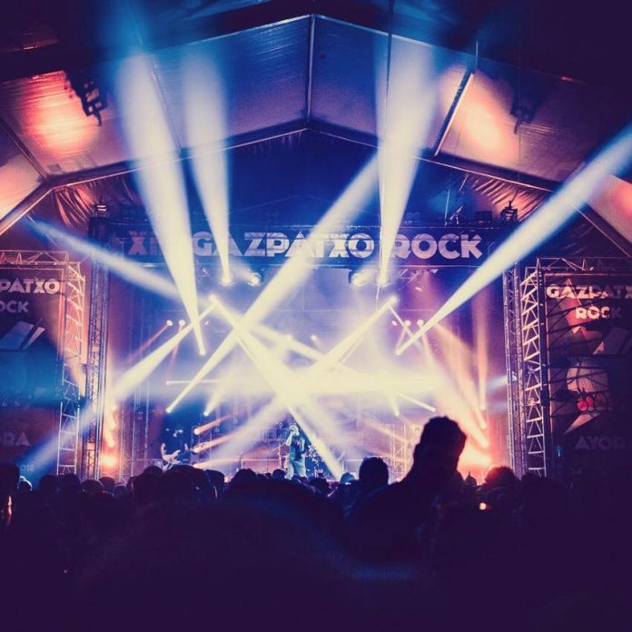 El festival Gazpatxo Rock anuncia las fechas para su XIV edición