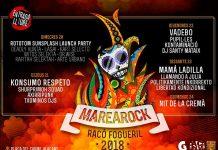 Programación para el mes de enero en la Sala Marearock de Alicante